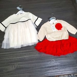 First Impressions size 18 months dresses